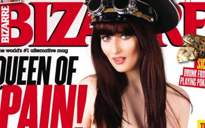 JessicaLou – Queen of Pain! (Bizarre – 10/2014)